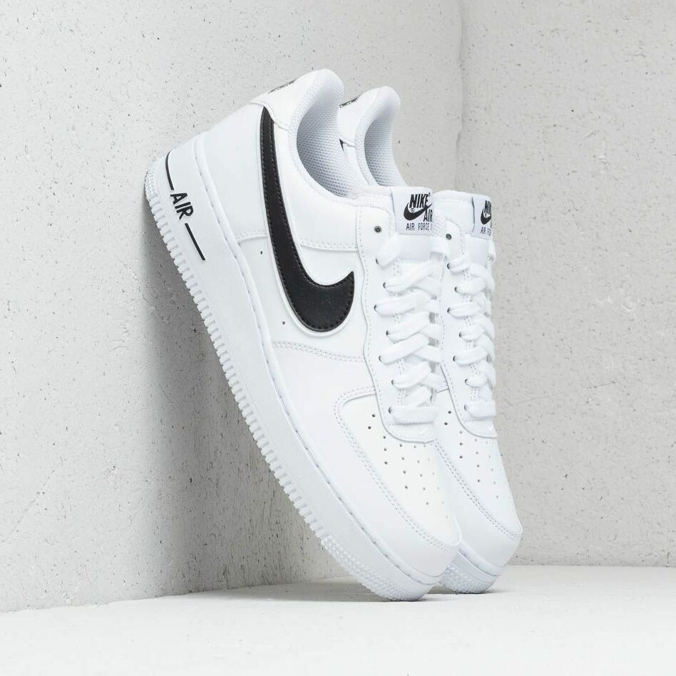 Nike Air Force 1 '07 3 White/ Black EUR 46