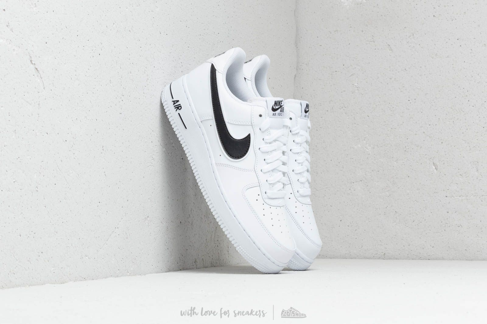 new concept d5fc4 f2181 Air Force 1  07 3. White  Black
