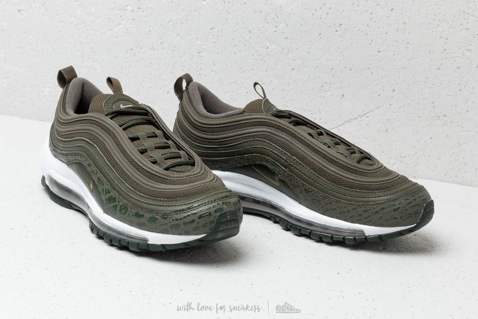 Nike Air Max 97 SE GS Blue 'Have A Nike Day' BQ7565 400