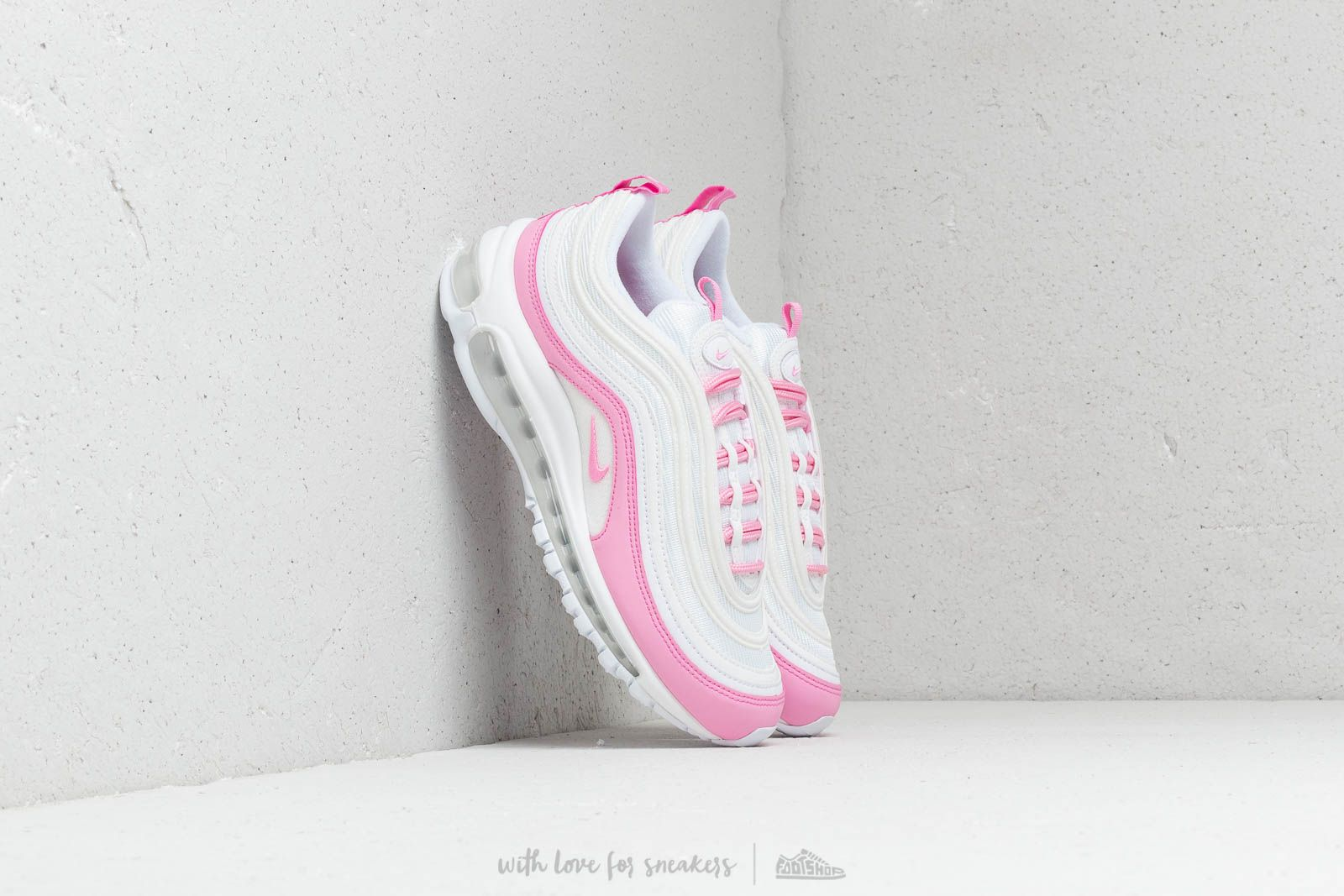 Nike W Air Max 97 Ess White  Psychic Pink at a great price 169 € 712bb628b