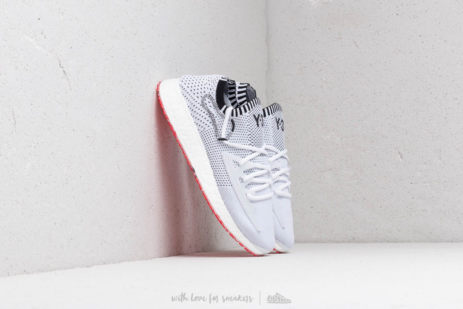 Y-3 Raito Racer Footwear White/ Footwear White/ Core Black at a great price $333 buy at Footshop