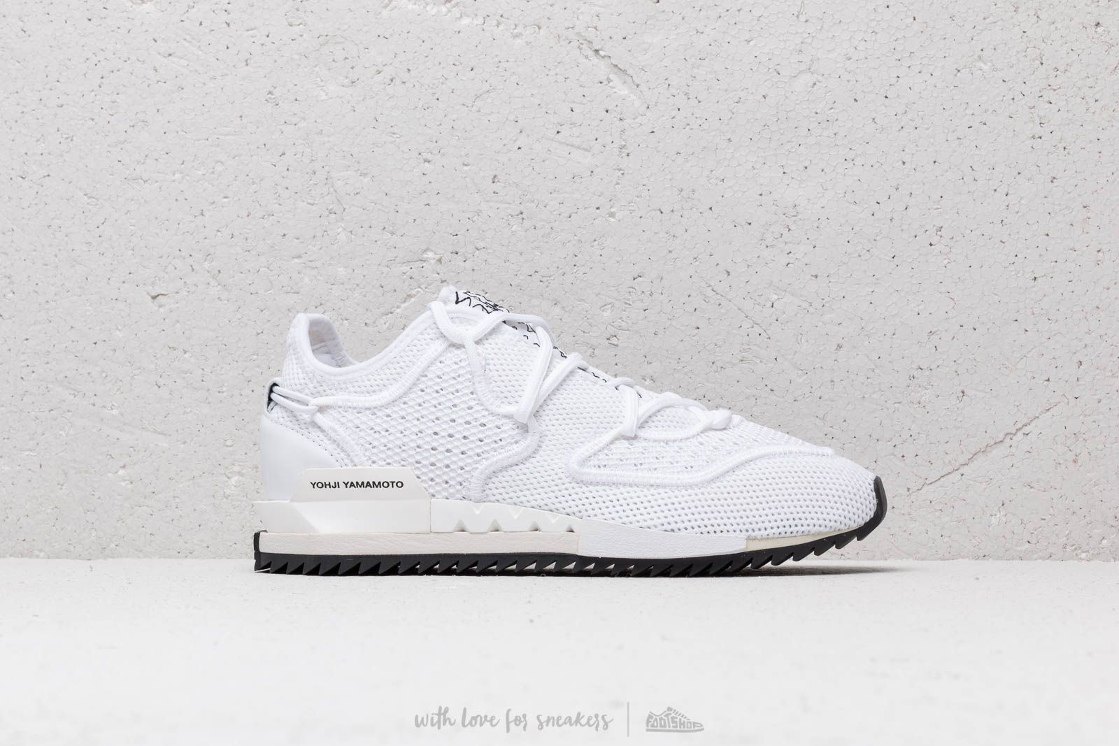 16432185f8bae Y-3 Harigane II Ftw White  Ftw White  Carbon Black at a great