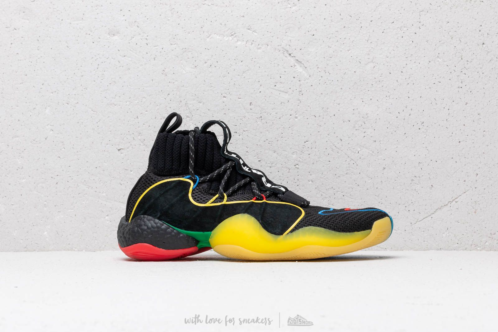 040afeee31e68 adidas x Pharrell Williams Crazy BYW