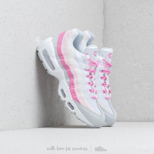 shoes Nike W Air Max 95 Essential White