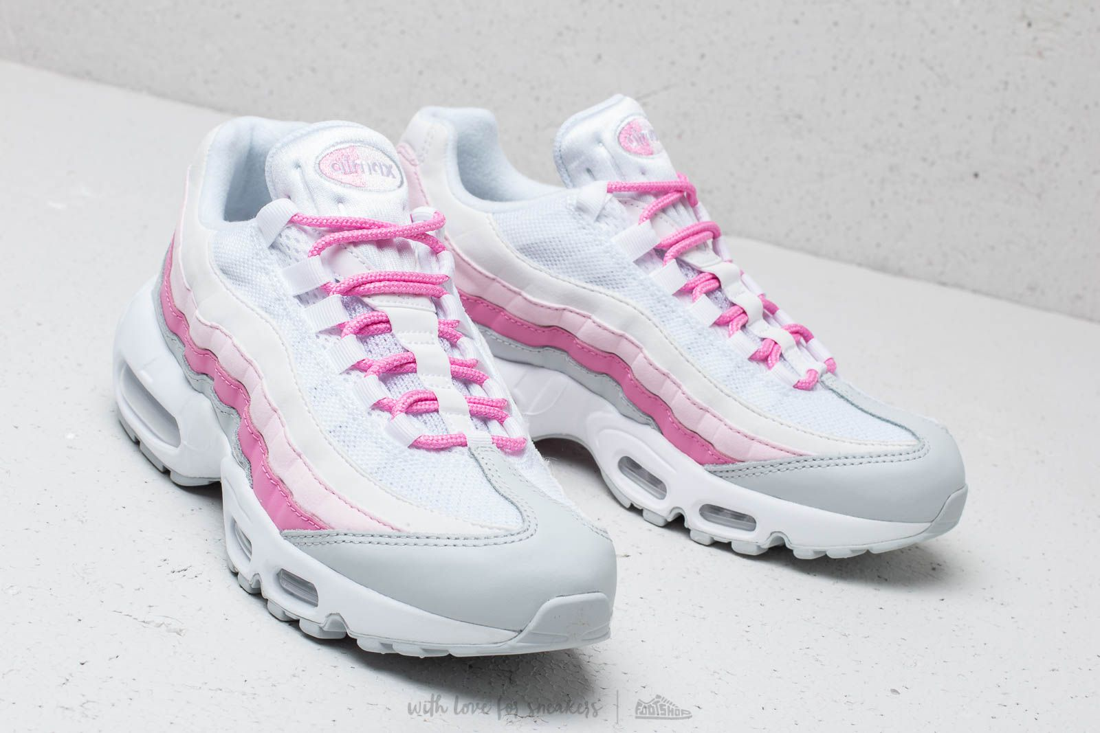 Nike Wmns Air Max 97 Essential (White Psychic Pink)