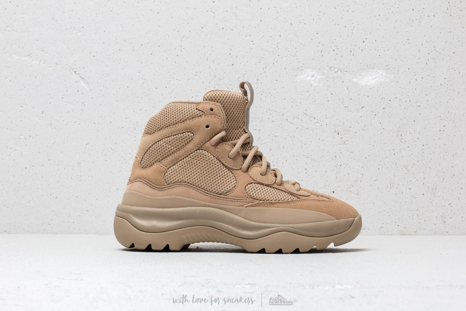 925a1918bf5 Yeezy Season 7 Desert Boot Taupe at a great price £210 buy at Footshop