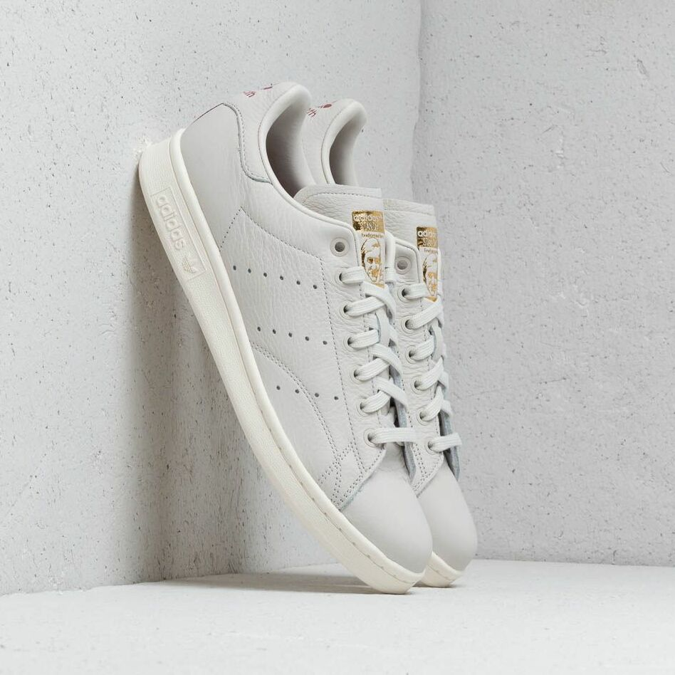 adidas Stan Smith W Raw White/ Cburgu/ Periwi EUR 40