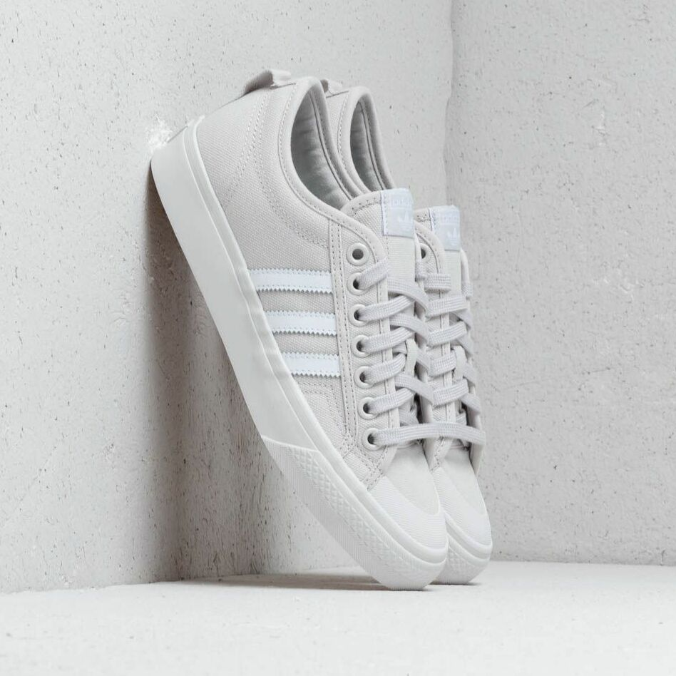 adidas Nizza W Grey One/ Ftw White/ Crystal White EUR 37 1/3