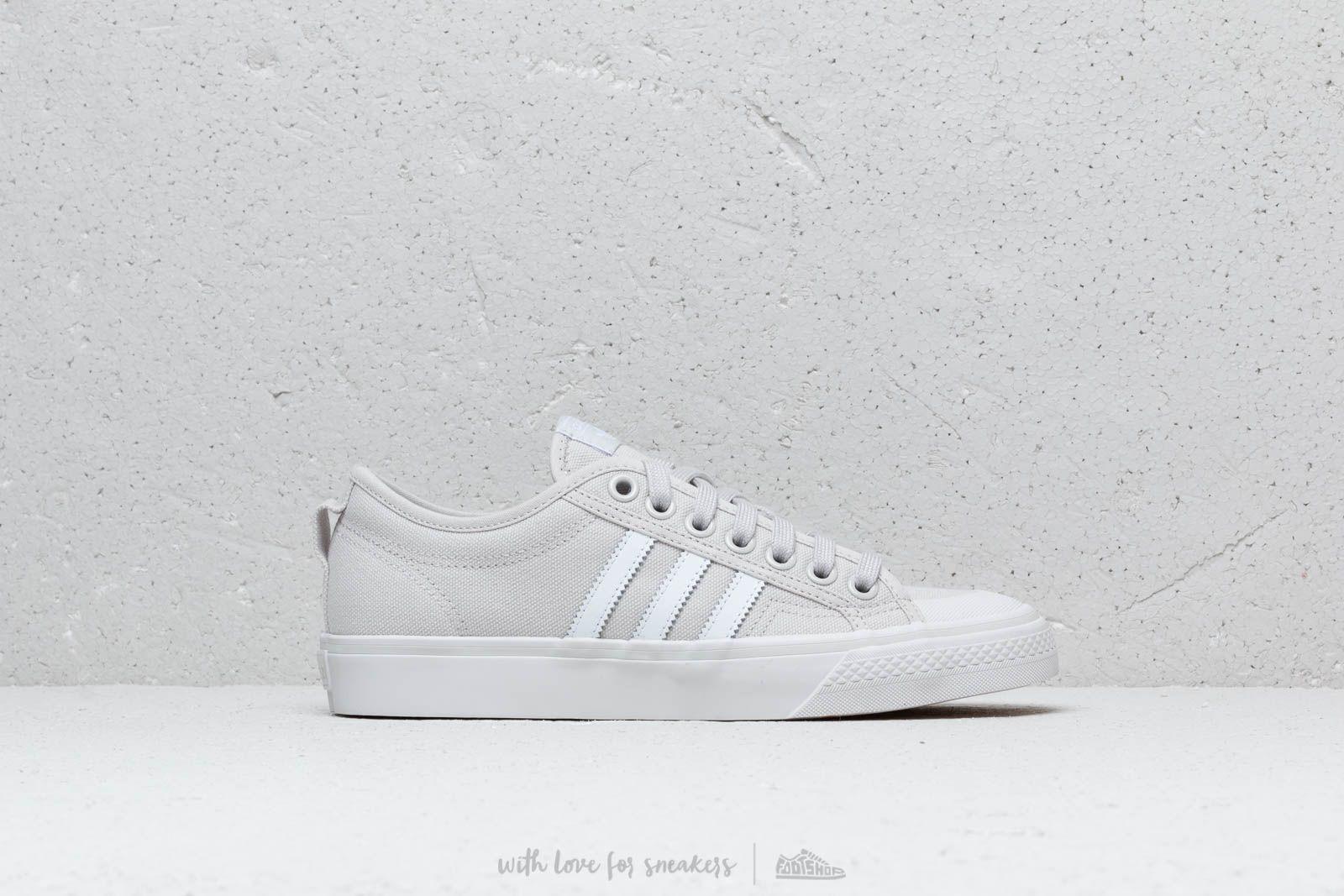 c91bae2b16c adidas Nizza W Grey One  Ftw White  Crystal White at a great price 66