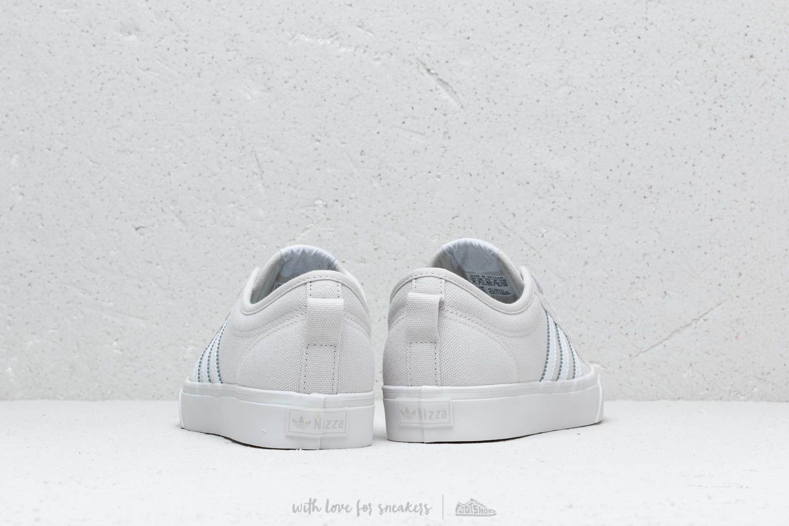 d1481e30bca adidas Nizza W Grey One  Ftw White  Crystal White a muy buen precio 67