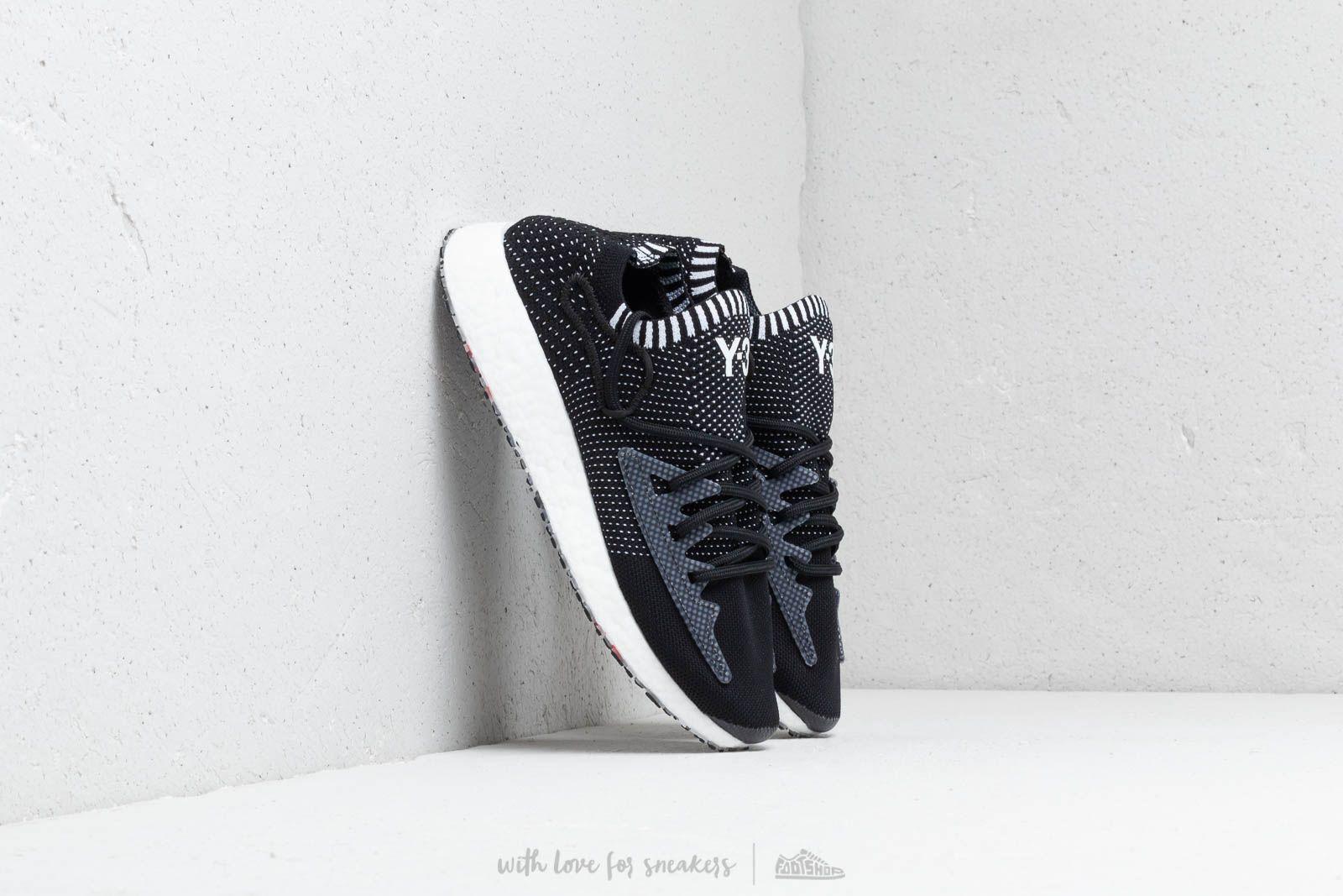 Pánské tenisky a boty Y-3 Raito Racer Core Black/ Core Black/ Ftw White