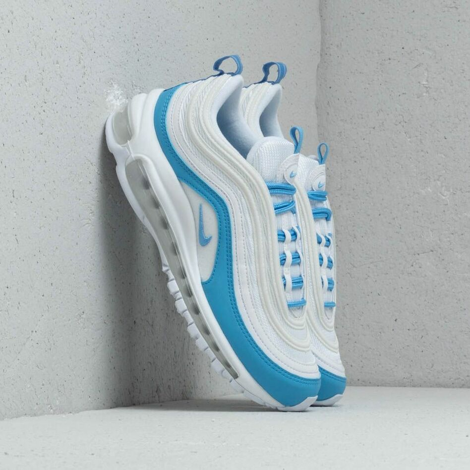 Nike W Air Max 97 Ess White/ University Blue EUR 37.5