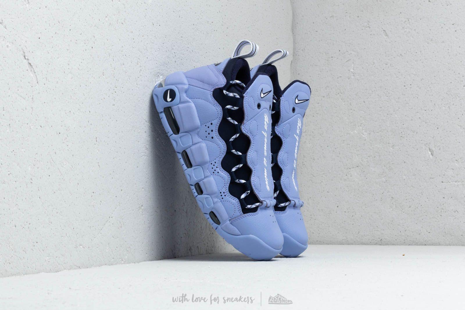 9616297d Nike Air More Money W Twilight Pulse/ White | Footshop