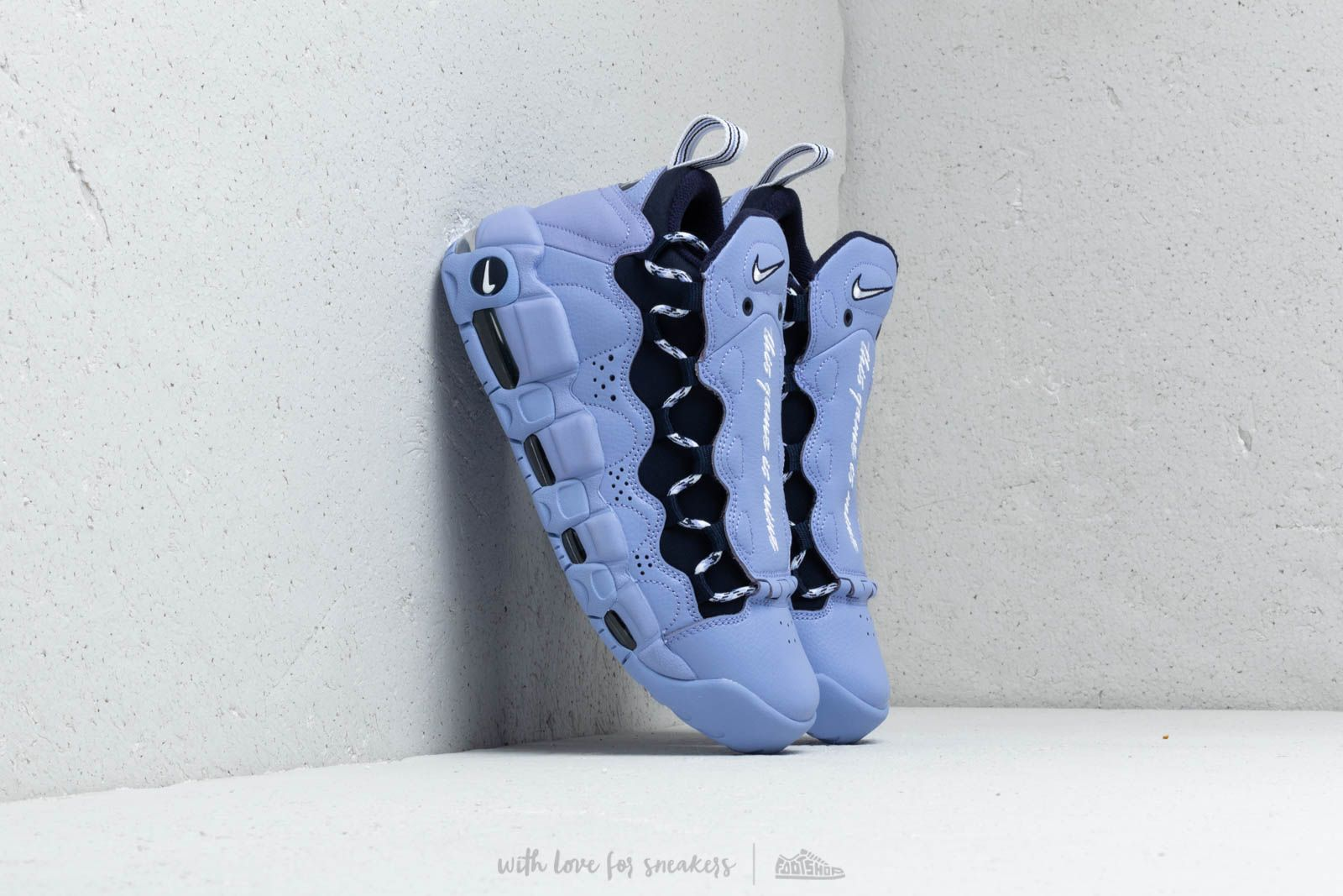 e1bb2af0996 Nike Air More Money W Twilight Pulse  White