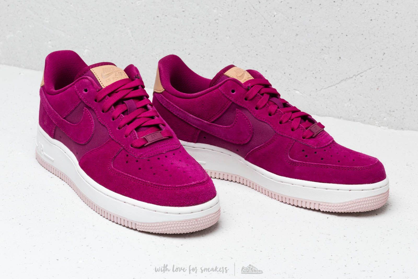 Nike Air Force 1 `07 PRM WMNS, true berry