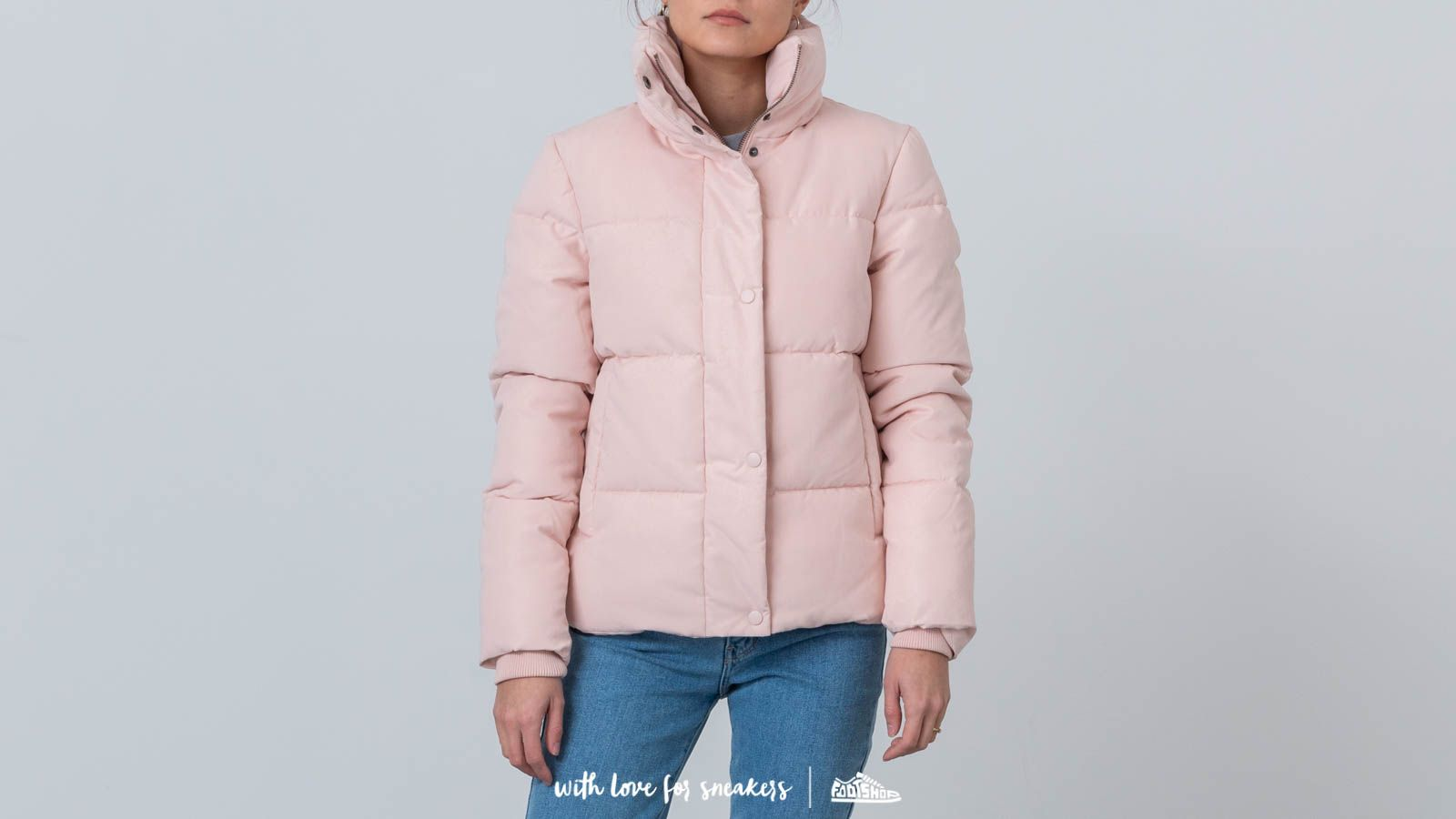 SELECTED Misa Warm Puffer Jacket Cameo Rose at a great price 1 627 ГРН купите на Footshop.ua