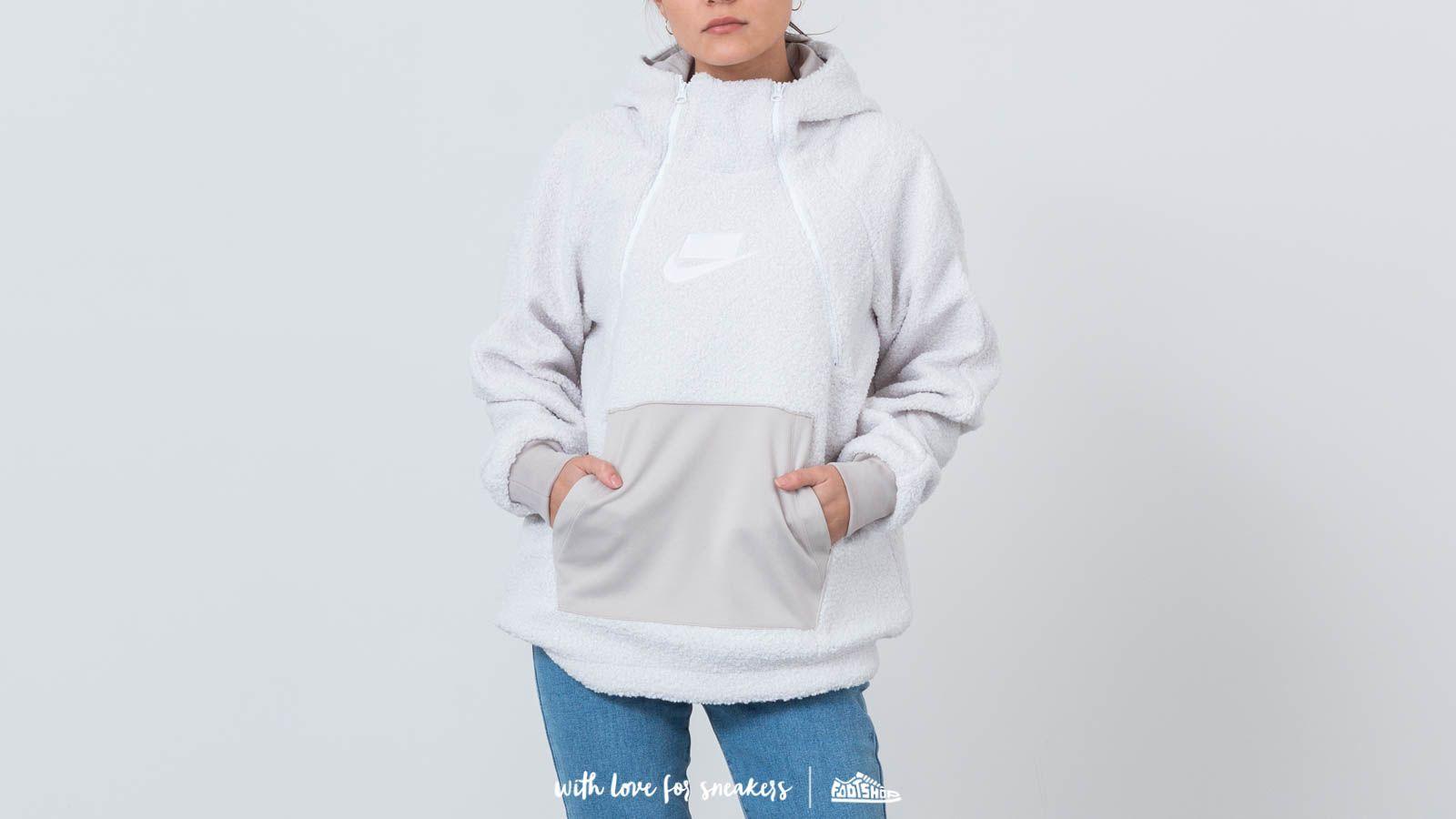 Nike Sportswear Sherpa Hoodie