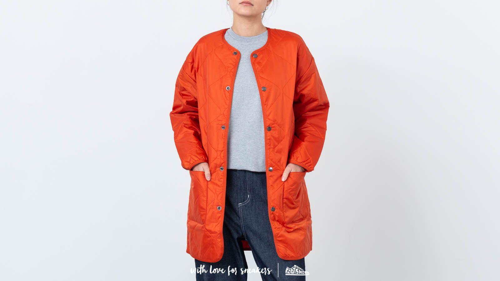 Carhartt WIP Jane Liner Jacket Persimmon za skvělou cenu 1 790 Kč koupíte na Footshop.cz