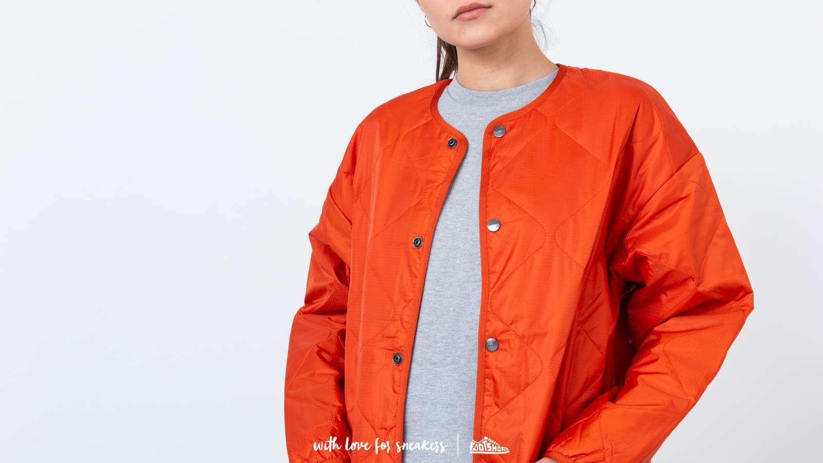 Samantha Brown Luggage Qvc: Carhartt WIP Jane Liner Jacket Persimmon