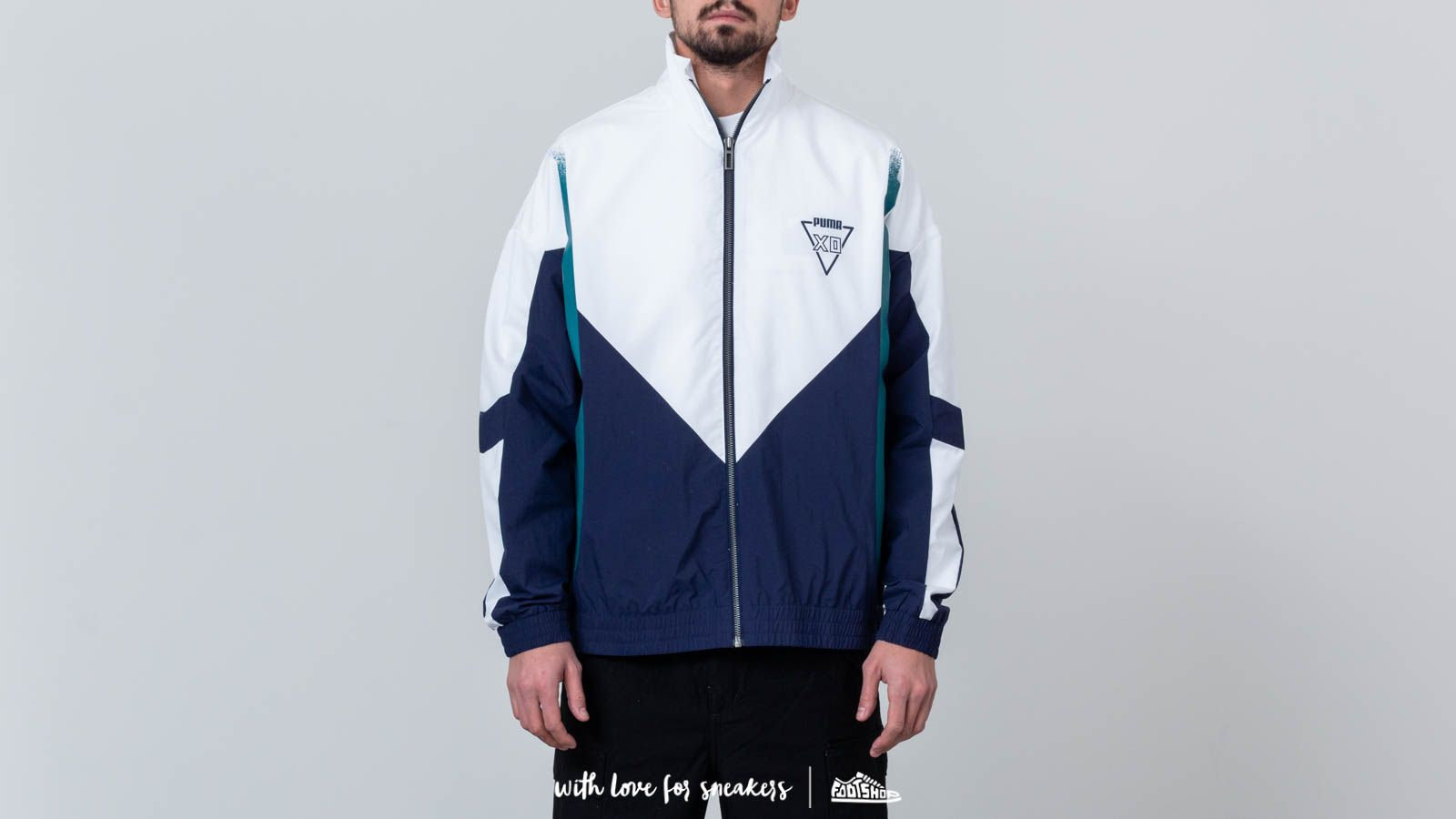 Puma x XO Homeage to the Archive Tracktop Peacoat at a great price 117 € buy at Footshop