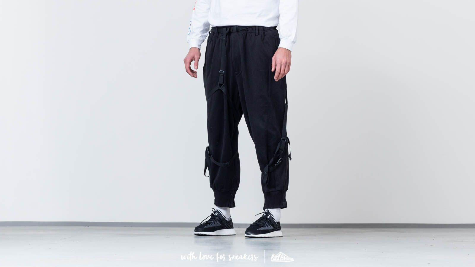 Y-3 Parachute Cropped Pant Black at a great price 330 € buy at Footshop