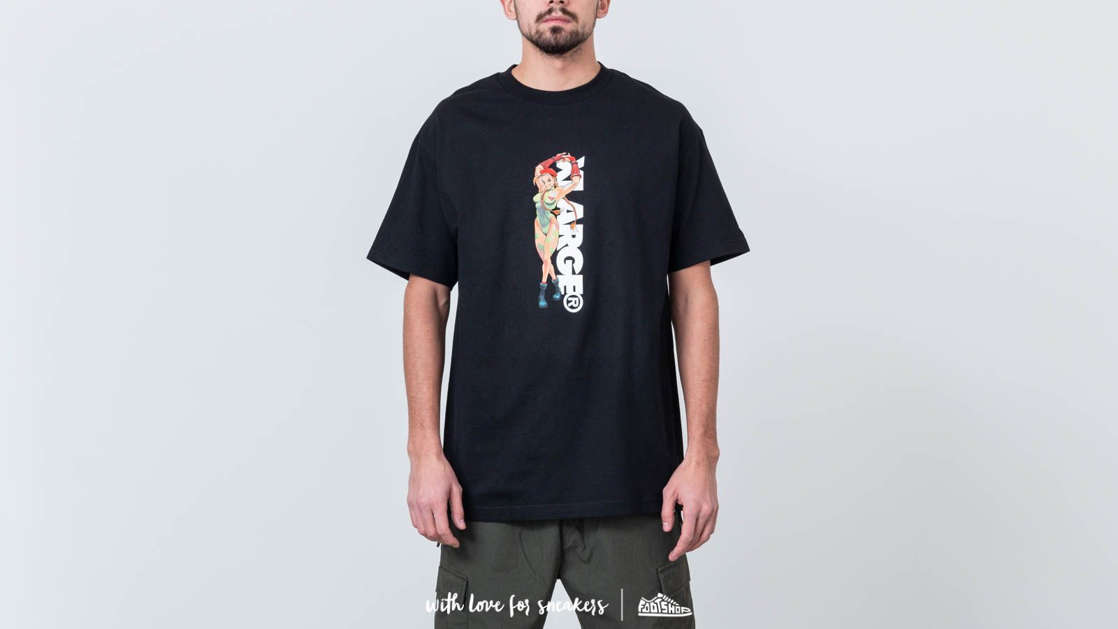 XLARGE Clothing x Streetfighter Cammy Shortsleeves Tee
