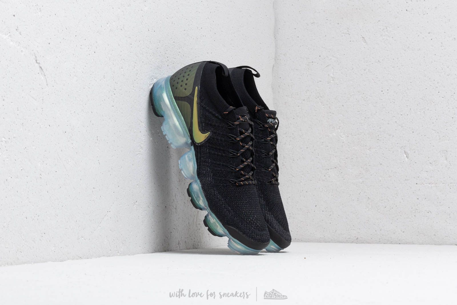 47c23fd931a Nike Air Vapormax Flyknit 2 Black  Multi-Color-Metallic Silver at a great