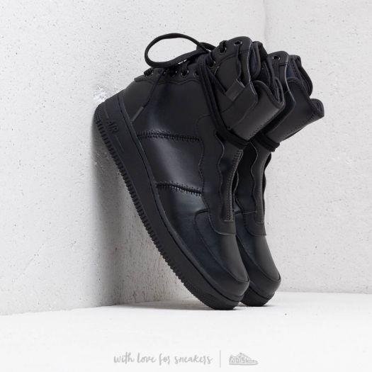 brand new 72b50 5724c Nike W Af1 Rebel Xx Black/ Black-Black | Footshop