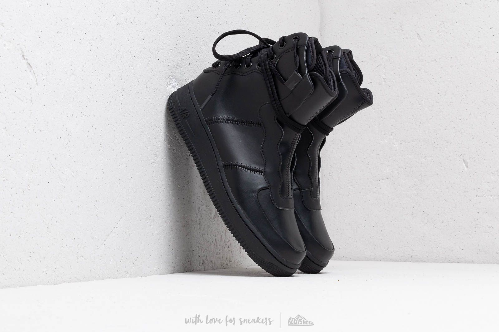 Nike Air Force 1 Rebel XX Wmns Black/ Black/ Black