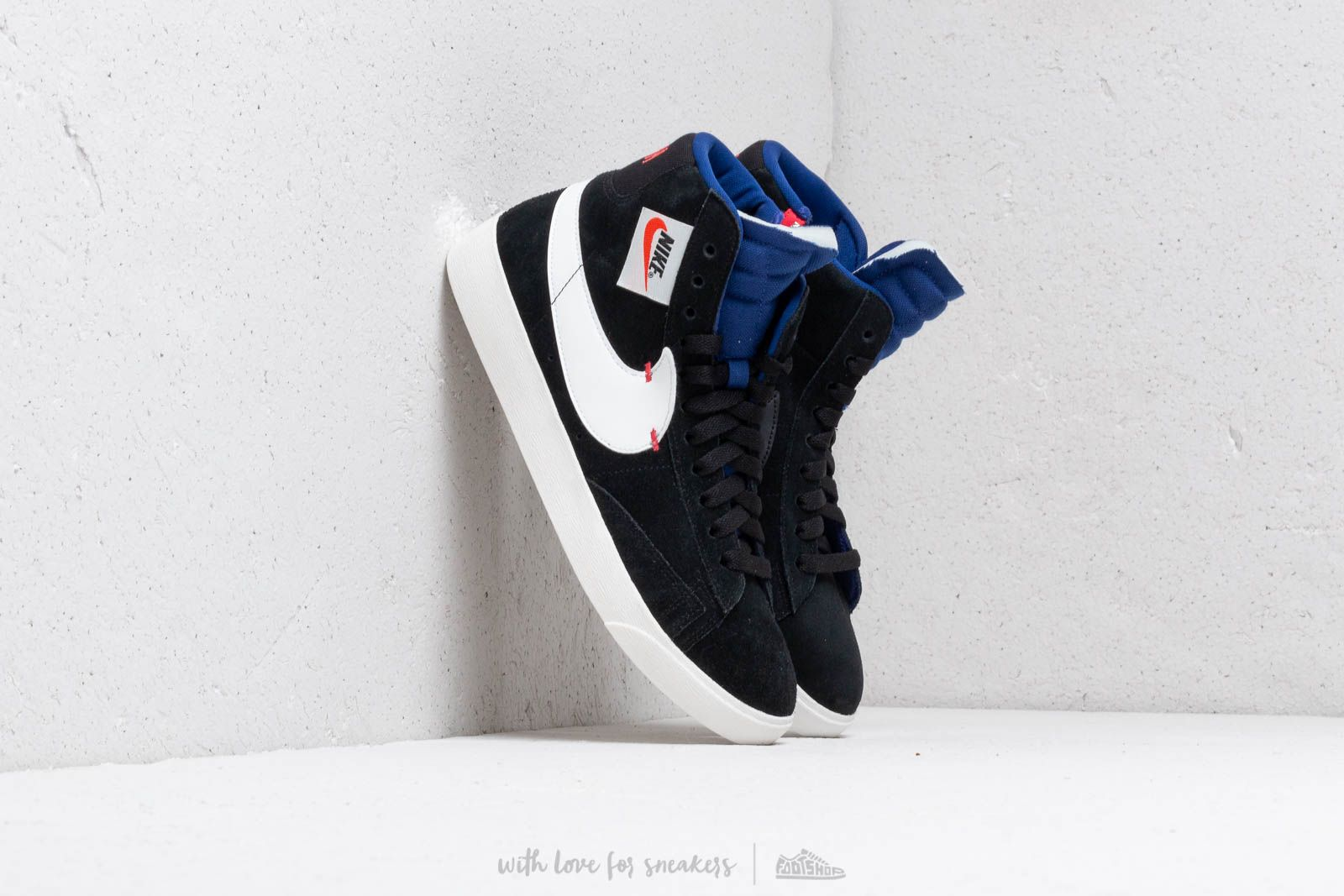 Nike Blazer Mid Rebel Wmns