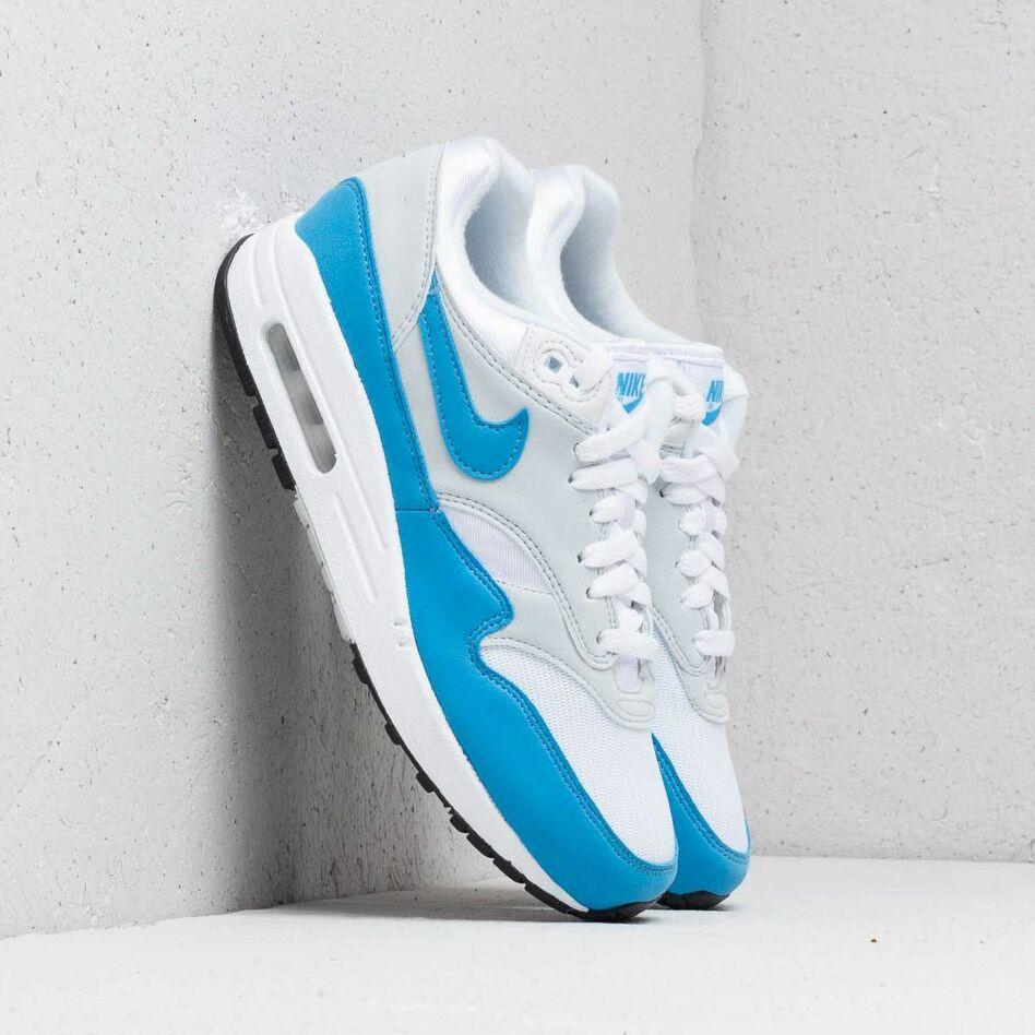 Nike W Air Max 1 Essential White/ University Blue EUR 37.5