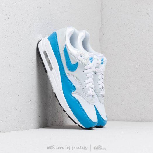 Nike W Air Max 1 EssentialWhite University Blue
