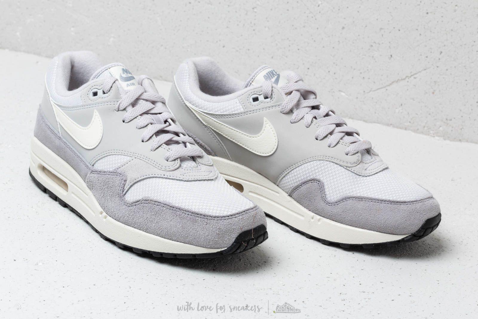 Men's shoes Nike Air Max 1 Vast Grey