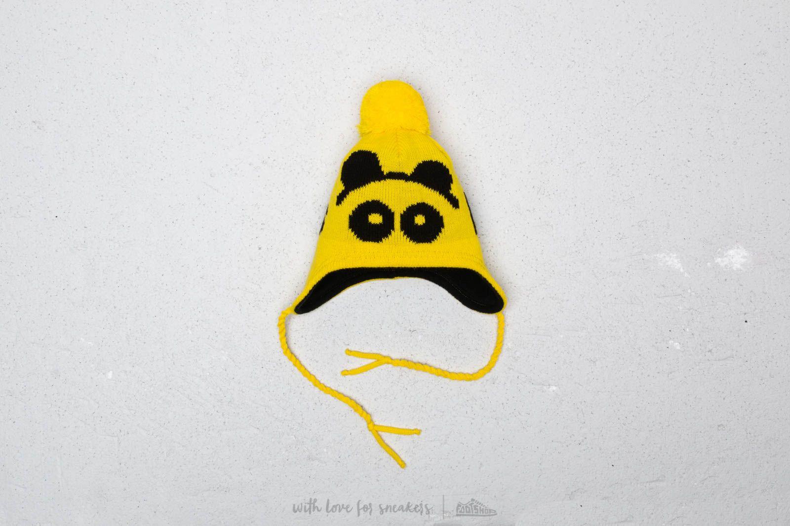 7329cb07c6d LoowFAT KIDS Panda Laponka Yellow au meilleur prix 19 € Achetez sur Footshop