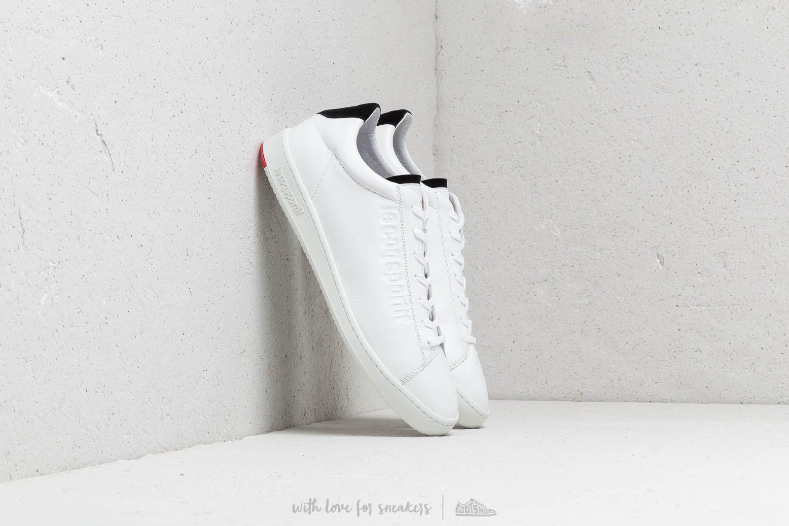 le coq sportif Blazon Optical White/ Black at a great price 270 лв купете в Footshop