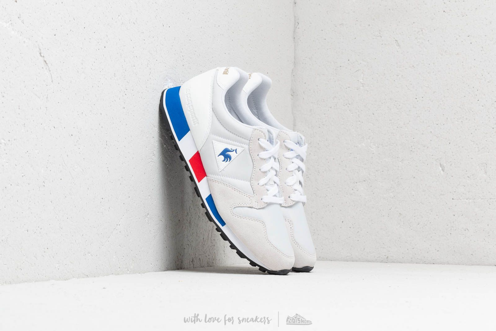 le coq sportif Omega Optical White/ Cobalt at a great price 84 € buy at Footshop