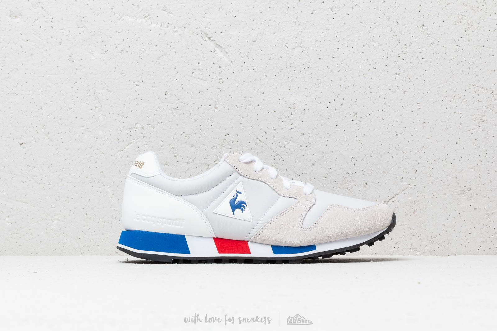 7def45120eb3 le coq sportif Omega Optical White  Cobalt at a great price 84 € buy at