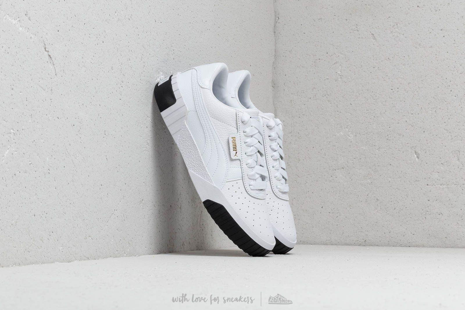 a4c647719139 Puma Cali Wn s Puma White  Puma Black