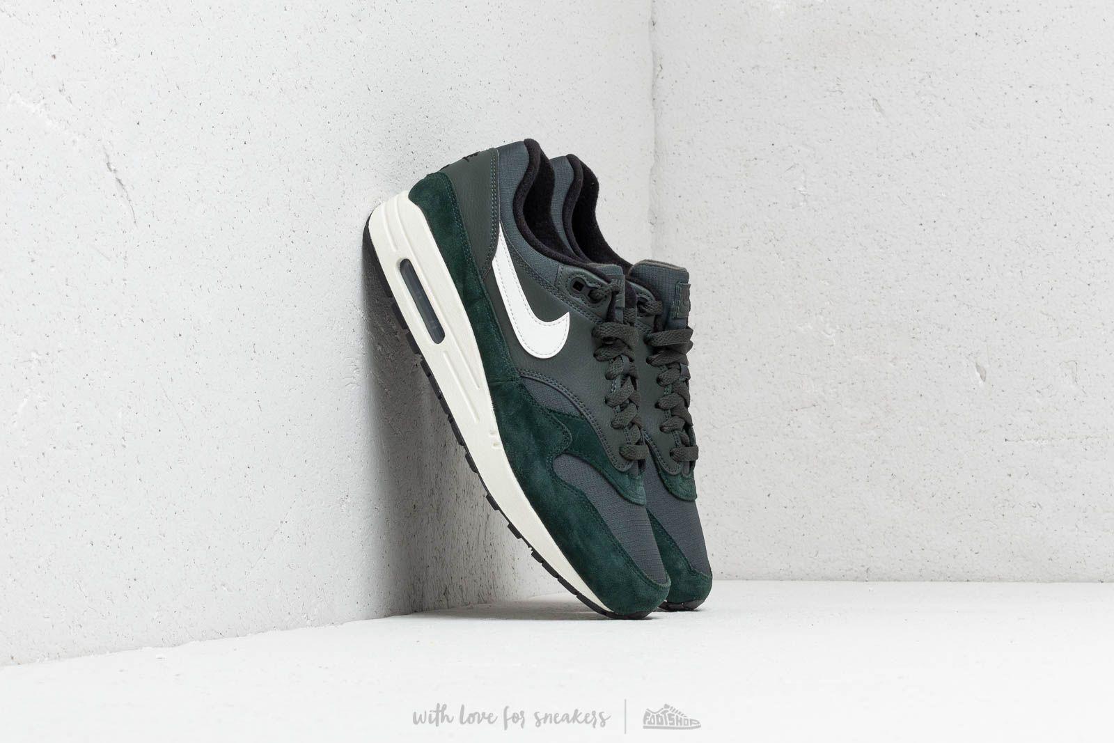 Pánské tenisky a boty Nike Air Max 1 Outdoor Green/ Sail-Black