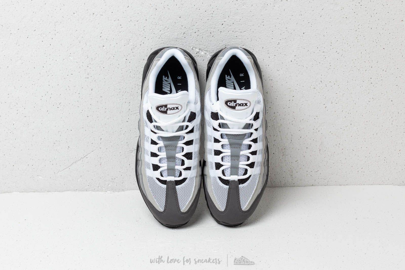 Nike Air Max 95 Og Black  White-Granite-Dust la un preț excelent e11002aad