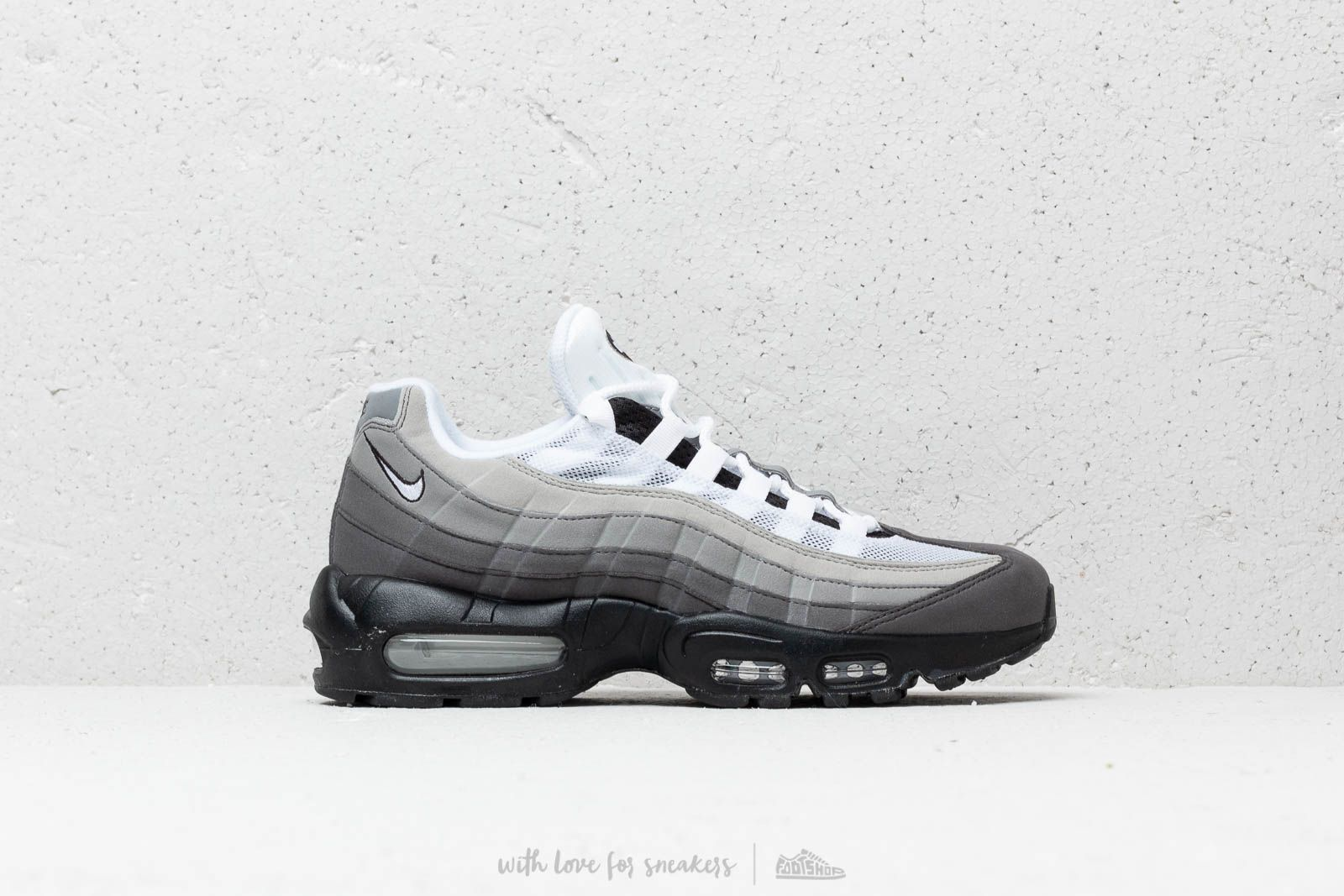 a7ec754b8 Nike Air Max 95 Og Black  White-Granite-Dust at a great price