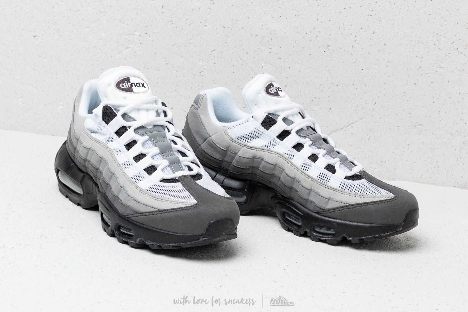 Nike Air Max 95 OgBlack White Granite Dust