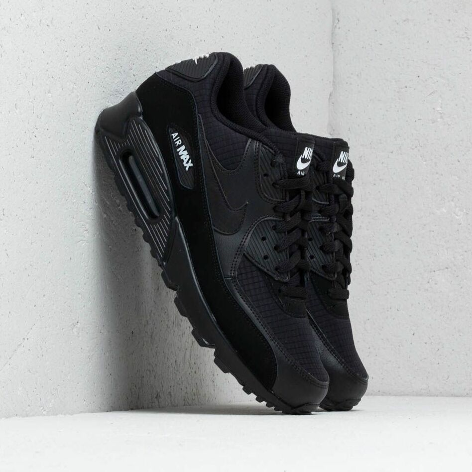 Nike Air Max 90 Essential Black/ White EUR 45