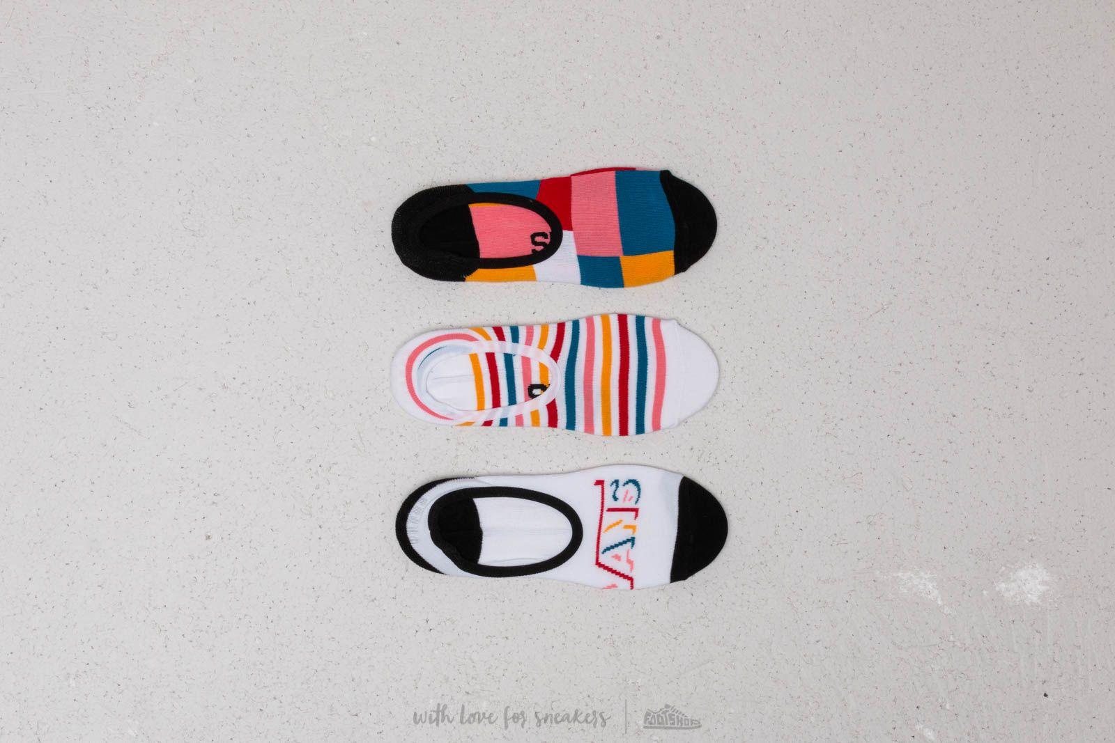 Vans Patched Up Socks Multi Color
