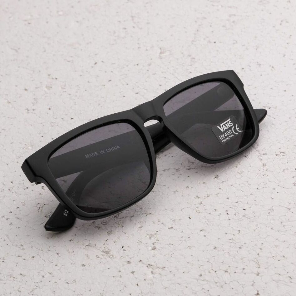 Vans Sunglasses Squared Off Black-Black univerzálna