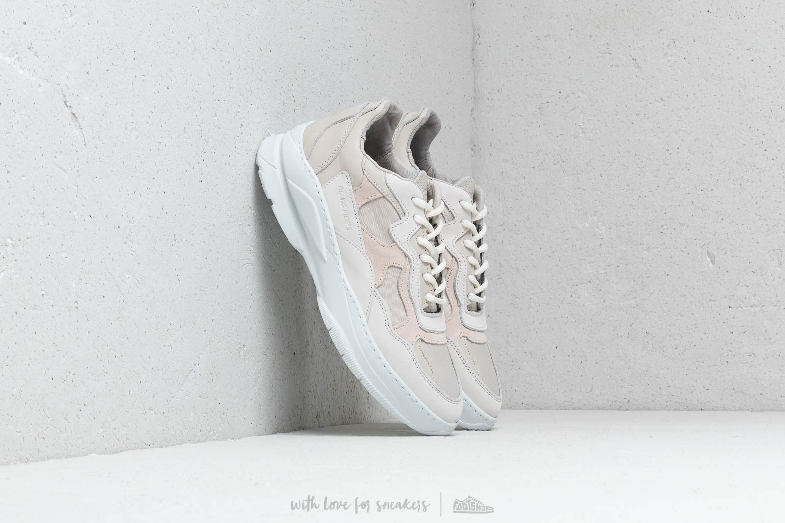 Filling Pieces Low Fade Cosmo Infinity Off White | Footshop