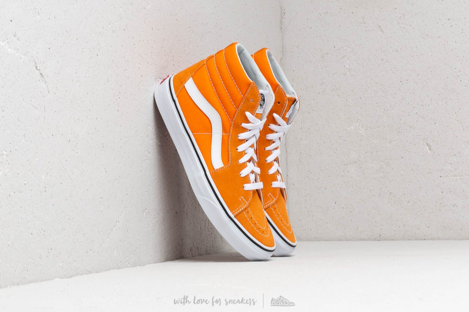 6c05cc521fb0 Vans Sk8-Hi Dark Cheddar  True White at a great price 73 € buy