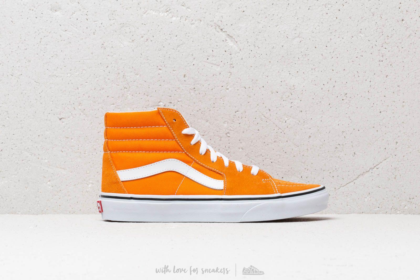 Men's shoes Vans Sk8-Hi Dark Cheddar