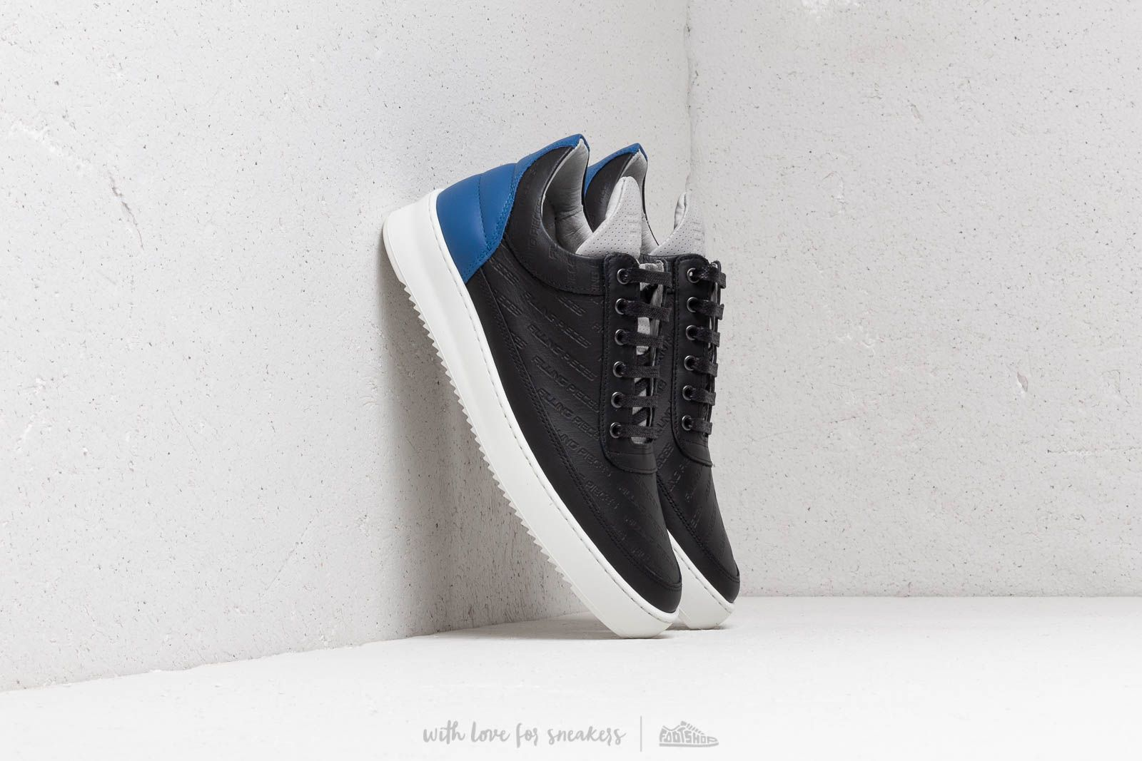 Filling Pieces Low Top Ripple Hades
