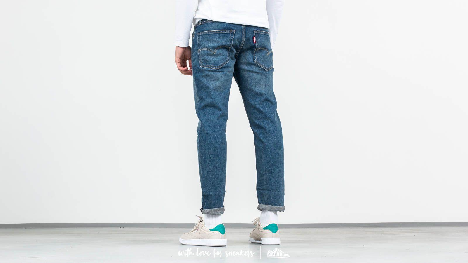 Levi's® Hi Ball Roll Jeans Blue Denim | Footshop